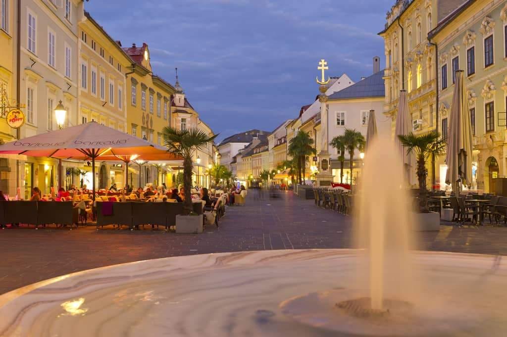 Ausflüge nach Klagenfurt am Wörthersee mit Kärnten Card!