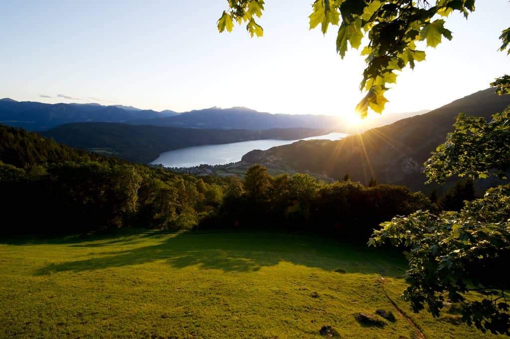 Sommerurlaub in Kärnten am Millstätter See