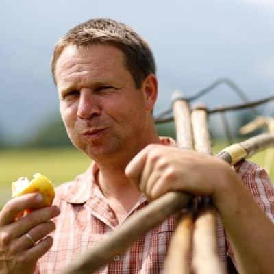Hans Glawischnig, Biobauer aus Gmünd!