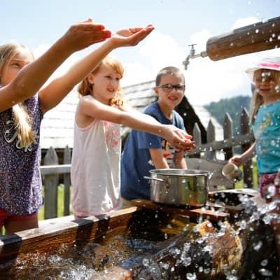 Urlaub mit Kindern am Bauernhof!