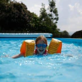Baby- und Familienbauernhof mit Swimming Pool