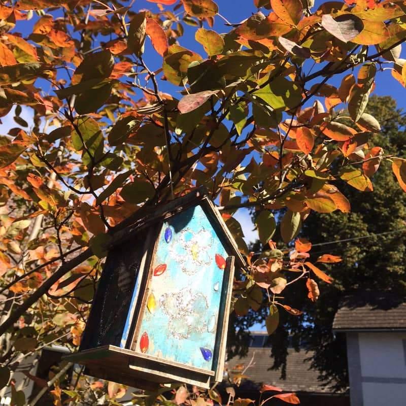 Kunterbunter Bauernhof-Herbst