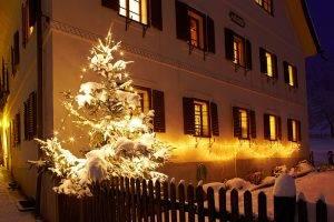 Weihnachtsfeier in Kärnten