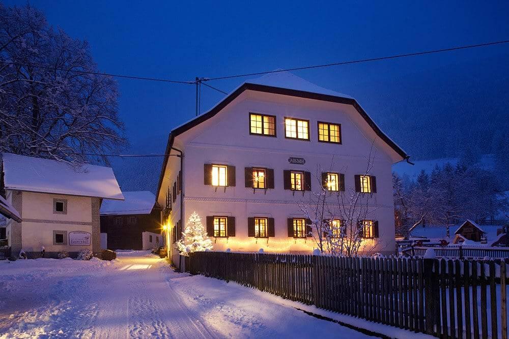 O du fröhliche Weihnachtsfeier in Kärnten!